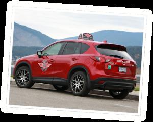 Direct Drive Driving Training Car - 2015 Mazda