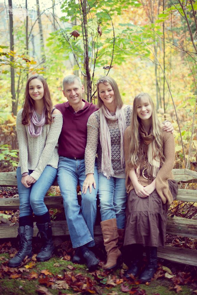 Bennett Family 2015